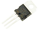 REGULADOR DE TENSION DE 5V 1 AMP TIPO 7805