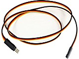 CABLE EXTENSION PARA SERVO 20 CM