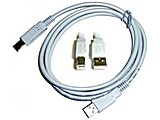 CABLE PUERTO USB AB 1,5M